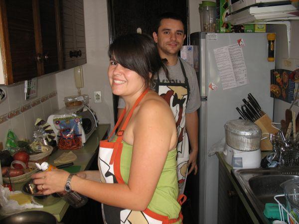 Cocineros de Semana Santa
