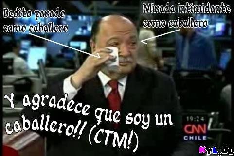 Fernando Cofre (CTM!)