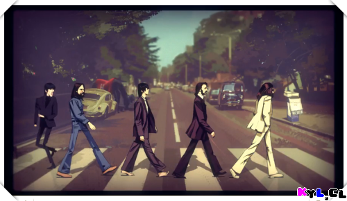 Opening - The Beatles Rock Band