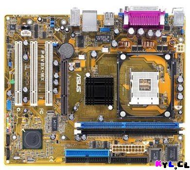 Asus P4V8X-MX
